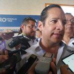 Gobernador buscará recursos de Hacienda para proyectos carreteros