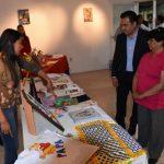 Acude Luis Nava al fin de cursos en la Casa de la Cultura de Felipe Carrillo Puerto