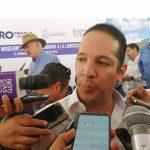 Gobernador acudirá a negociaciones para aprobar el T-MEC