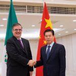 México y China mejoran su relación económica. Por @ArnoldValdesJr