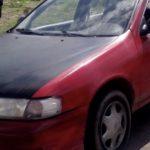 Se detiene a sujeto que conducía auto robado