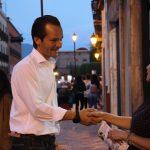 Ciudadanos apoyan propuesta de Juan José Ruiz sobre transporte pesado