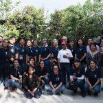 Inicia Rectora recorrido en Pinal de Amoles como parte del Verano Intensivo 2019