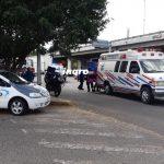 Video: Vehículo impacta a joven en Bernardo Quintana