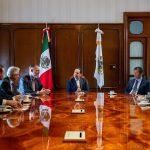 Gobernador de Querétaro fortalece lazos con la Agencia Europea de Seguridad Aeroespacial