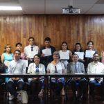 Rectora de la UAQ clausura curso CENEVAL