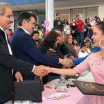 La alternativaeducativa yen todos los aspectos, es Antorcha: Ana Beatriz Chávez
