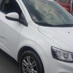 Detenidos tras robar auto