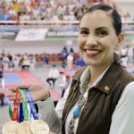 Inaugura la Diputada Elsa Méndez torneo de TKD