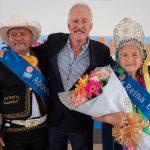 Vega Carriles coronó a la reina y el abuelo de oro de El Marqués 2019