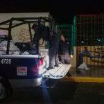 Cuerpos de seguridad y emergencias atienden contingencias por lluvias en El Marqués