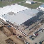 En tiempo récord Constructora Chufani entrega planta a Grupo Envases Universales