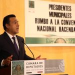 Pide Luis Nava a diputados incrementar recursos para municipios