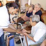 La Diputada Elsa Méndez continúa apoyando  adultos mayores en Corregidora