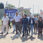 Municipio de Querétaro invierte 2 mdp para construcción de calles en El Romerillal