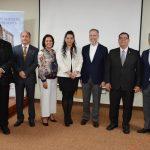 Firma Convenio de Colaboración AMPI con CMIC y Colegio de Arquitectos