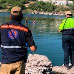 Apoya PC de El Marqués rescate de cuerpo de joven ahogado