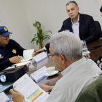 Sesiona por 4ta. ocasión la Comisión del Servicio Profesional de Carrera Policial