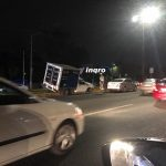 Accidente en Paseo Constituyentes genera tráfico pesado