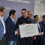 Gobernador entrega salas de audiencia en penal de San Juan del Río