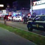 Detienen a sujeto tras persecución en Avenida de la Luz