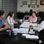 Visita Gerencia Estatal de LICONSA a la Unión Ganadera Regional de Querétaro