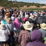 Inicia perforación de pozos en Cadereyta