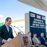 InauguraGobernadoredificio de laENESUnidadJuriquillade la UNAM