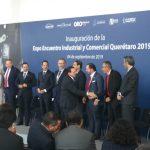 Inauguran Expo Encuentro Industrial y Comercial 2019