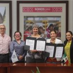 """Formalizan UAQ y Municipio de Jalpanbecas """"peso a peso"""""""
