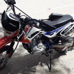 Circulaba en motocicleta robada; fue detenido