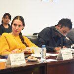 Avances en la organización de la consulta en 'La D Chalmita'