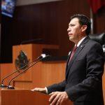 Senador Juan José Jiménez promueve el uso de materiales biodegradablesen empresas