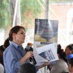 Informa IEEQ sobre consulta a habitantes de la comunidad 'La D Chalmita'