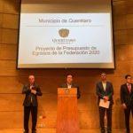 Gobierno federal limita finanzas públicas de los municipios: Luis Nava