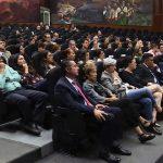 """UAQ, sede del conversatorio """"Mujeres, derechos y consolidación democrática en México"""""""