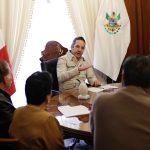 Se reúne Gobernador con el presidente de Grupo Abrego