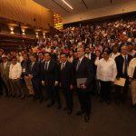 Acudió Luis Nava a la reunión de Alcaldes con Diputados Federales