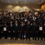27 policías municipales obtuvieron un ascenso al grado inmediato superior