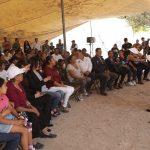Luis Nava supervisa obras de urbanización en colonia Los Arroyitos