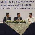 Salud y seguridad deben alinearse para mejor calidad de vida de la población: Luis Nava