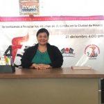 El frente estudiantil de Antorcha sigue en lucha