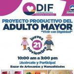 ¡Apoyemos a nuestros adultos mayores!