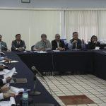 Autoridades de la UAQ se reúnen con diputados de la LIX Legislatura de Querétaro