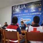 Cruz Roja tiene listo el operativo para la Feria Internacional Ganadera 2019