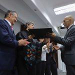 Facultad de Medicina rinde homenaje al Dr. Bartolomé Aurelio Vargas Lugo