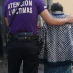 Se apoya a mujer de la tercera edad que se encontraba extraviada
