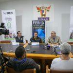 Promueven en Feria Ganadera el Censo de INEGI Población y Vivienda 2020