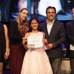 """Más de 15 mil niñas y niños participaron en el Festival Infantil Querétaro """"Un Canto por la Paz"""""""