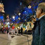 Con caravana cultural,Antorcha invita a su 45 Aniversario